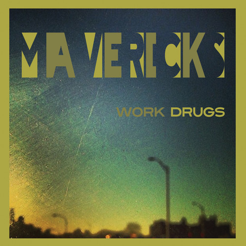 mavericks cover art